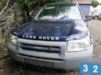 2002 Land Rover Free Lander Estate, Blue, Petrol, 1,796 cc, 115.3 BHP.For Breaking.