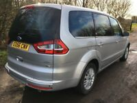 2006 56 FORD GALAXY 2.0 TDCI 140 6 SPEED GHIA 5 DR MPV BEAUTIFUL CONDITION M.O.T 27/10/2018