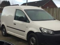 VOLKSWAGON CADDY BLUEMOTION no vat