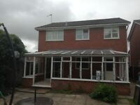 USED CONSERVATORY
