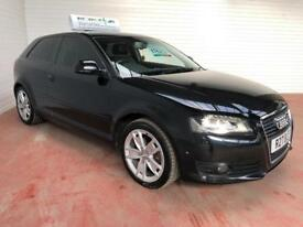 2008 AUDI A3 SLINE LOOKS SPORT LEATHER NAV ZEONS