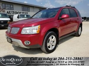 2006 Pontiac Torrent - AWD, LEATHER, PWR SUNROOF, ACCIDENT FREE!