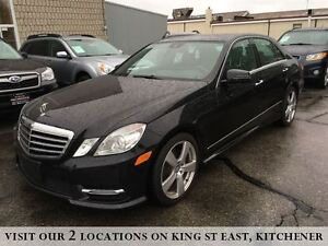 2013 Mercedes-Benz E-Class E350 | NO ACCIDENTS | NAVIGATION | CA