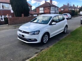 2016 Volkswagen Polo 1.0 SE Bluemotion Technology Air Conditioning Stop Start ONLY £20 PER YEAR TAX