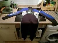 Quicksilver shorty wetsuit