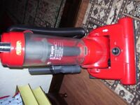 vax tempo cylinder upright vacuum