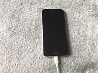 IPhone 6, 32gb. Excellent condition with shatterproof case