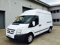11 model 60 ford transit lwb extra high roof clean extremely low miles full years mot!! Ex council