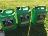 Ronseal Decking Cleaner & Reviver 12.5 litres