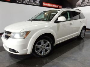2010 Dodge Journey R/T-NAVIGATION-AWD-CUIR-7 PASSAGERS