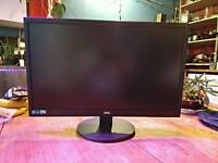 AOC 24 inch LED monitor