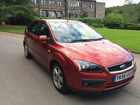 2006 56 Ford Focus 1.6 TDCi Zetec Climate 5dr- 6 Months Free Warranty Given