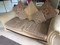 Cheap sofa and arm chair for sale!