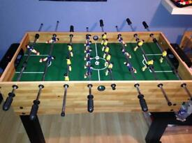 Football Ball Table with extra games