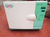 Prestige Medical Autoclave for Spare Parts / Not Working