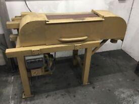 Flatbed Linnishing Machine