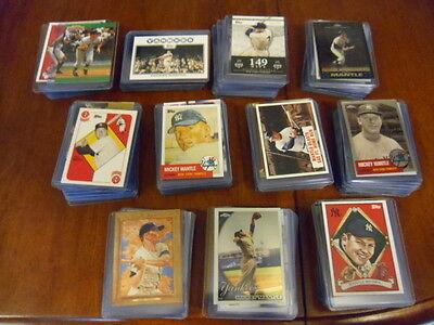 1500 Old Baseball Cards In Unopened Packs Plus PSA, Game Used, Mantle, Jordan