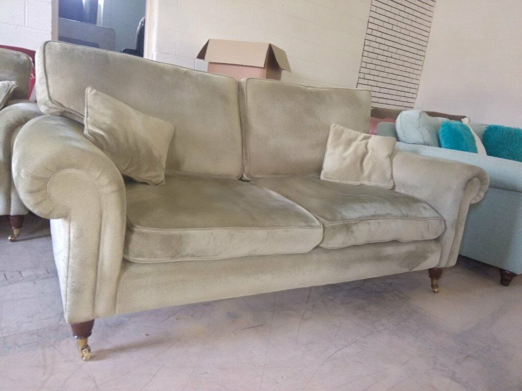 Laura Ashley sofa settee in VGC Delivery Poss | in Crewe, Cheshire | Gumtree