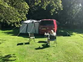 VW T5 Campervan Hire