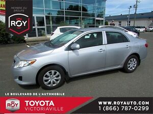 2009 Toyota Corolla CE  Toujours Gagnant !