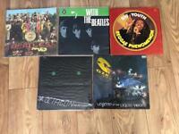 Beatles, Hip-Hop, Reggae LPs/Vinyl - £15 each