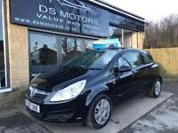2007/57 VAUXHALL CORSA AUTOMATIC ONLY 41,000 MILES FSH
