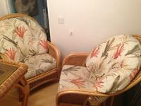 Conservatory furniture £150 ono