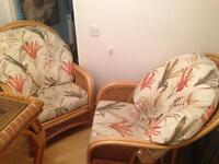 Conservatory furniture £100 ono