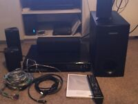 Samsung 1000W HT-Z310 Bluetooth Surround Sound System ( Wireless Wifi via adapter not Included)