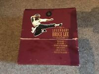 Bruce Lee collection box set VHS video tapes Kung Fu Karate Dragon not DVD