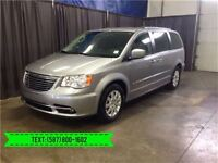 2014 Chrysler Town & Country STOW & GO