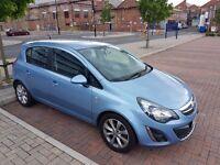 Vauxhall Corsa 1.2 EXCITE Blue 5-door Manual Petrol