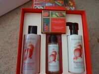 Brand New and in excellent condition, Crabtree and Evelyn Gift Set