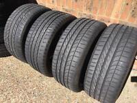 Tyres 245 40 19