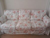 ***NEW PRICE***X 2 sofas for sale-3 seater's