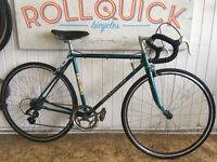 Peugeot retro road bike