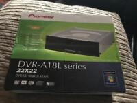 Pioneer DVD/CD Writer