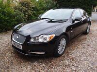 Jaguar XF 3.0 V6 Luxury Auto with Sat Nav, low mileage, long MOT.