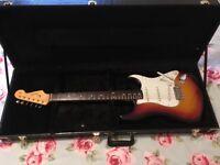 Hard Case for Electric Guitar Fender Stratocaster Telecaster Gibson Squier Gigbag Gig Bag Hardcase