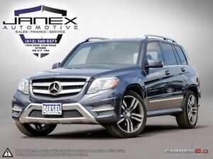 2013 Mercedes-Benz GLK-Class ONE OWNER | LOCAL OTTAWA VEHICLE...