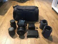 Mamiya-RZ67 -(MEDIUM FORMAT) -Camera-System-in-Excellent-Working-Condition