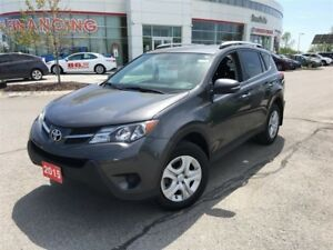 2015 Toyota RAV4 LE Upgrade FWD - One-Owner / No Accidents / TCU