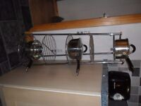 5 tier pan holder
