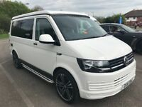 """4 x 20"""" Alloy Wheels and Tyres - under 1000 miles use - VW T4/T5/T6"""