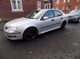 2003 SAAB 9-3 2.0T remapped to 195 BHP