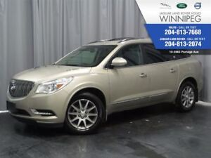 2016 Buick Enclave Leather *LOCAL ONE OWNER* *REMOTE START*