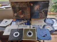 status quo record collection