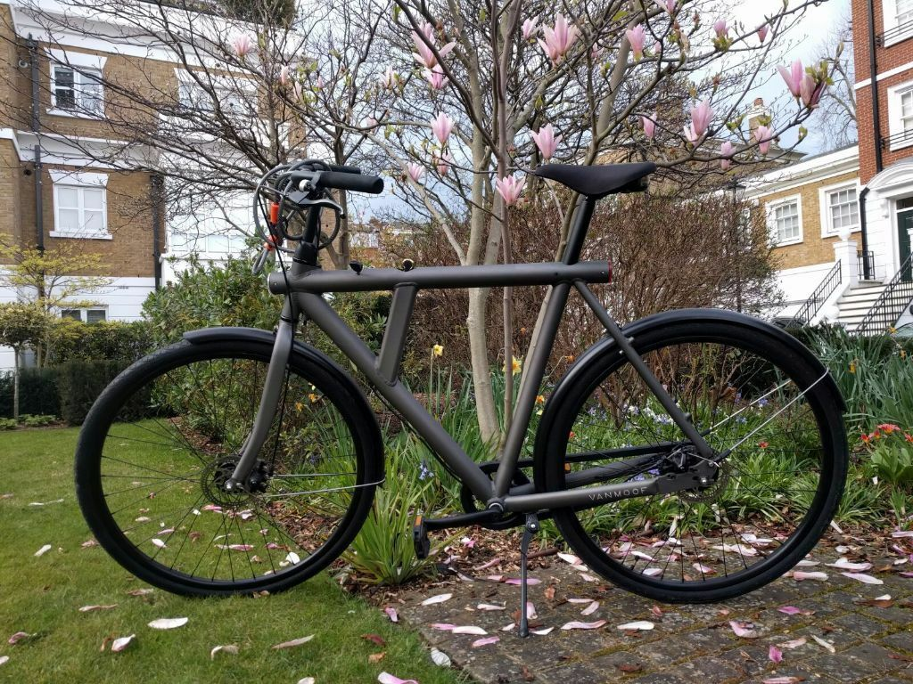 Vanmoof S5 Brand New The Bike Was A Gift And Was Only
