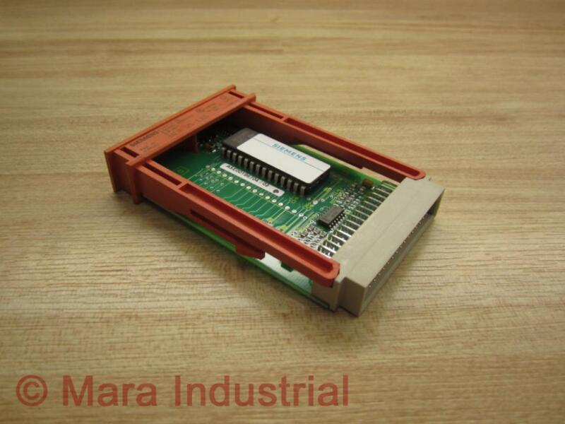 Siemens 6ES5 375-1LA15 Memory Module