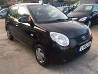 KIA Picanto 1.0 1 5dr FREE 1 YEAR WARRANTY,NEW MOT, FINANCE AVAILABLE, P/X WELCOME